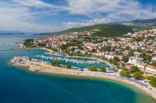 The Crikvenica riviera